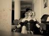 Модель: Аня Depressia; Фото: Александр Черепанов; Прическа и визаж: Мария Ростовцева; Стиль: Gleamnight fashion-studio