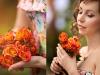 Модель: Анна; Фото: Маргарита Карева; Макияж, прическа: Gleamnight; Корсет, юбки: Gleamnight fashion-studio.