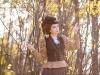 Модель: Дарья Ламанова; Фото: Маргарита Карева; Макияж, прическа: Gleamnight; Одежда: Gleamnight fashion-studio
