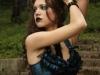 Модель: Анастасия Сахнова  Фото, макияж, прическа: Gleamnight  Одежда, украшения: Gleamnight fashion-studio