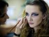 Образ для фотосъемки. Модель: Анастасия Классина; Фото: Александр Черепанов; Макияж, прическа: Gleamnight