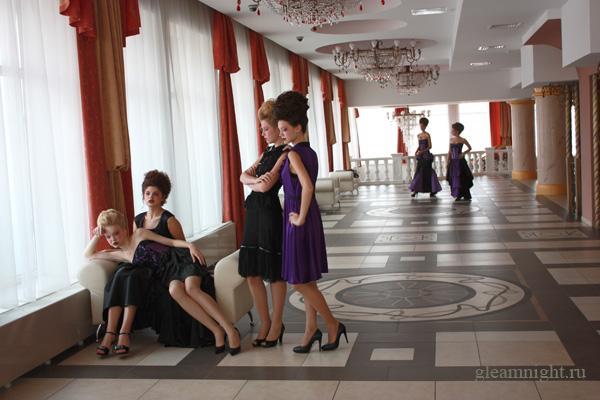 Коллекция готических свадебных платьев
