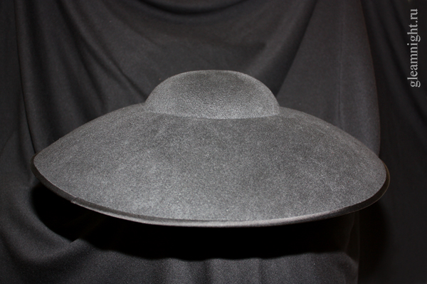 Шляпа в стиле Dior