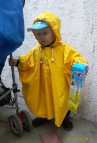 Дождевик для малыша