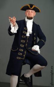 Костюм капитана