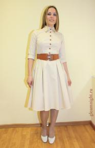 Хлопковое платье в стиле New Look