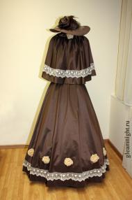 Исторический костюм Историческая стилизация