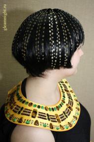 Ускх - стилизация египетского украшения