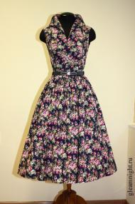 Платье в стиле New Look 50-ых