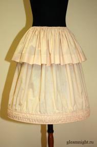 Пышная нижняя юбка