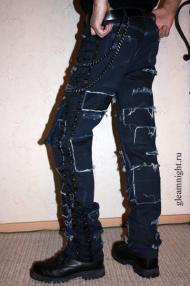 Неформальные джинсы