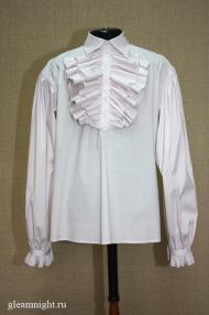 Мужская историческая рубашка