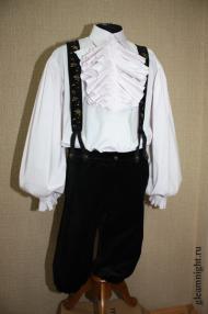 Исторический костюм Образ принца