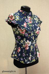 Батистовая блузка