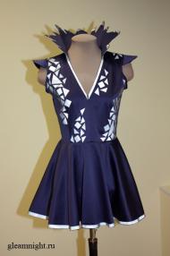 Сценическое платье