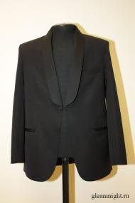 Пиджак с воротником-шалкой