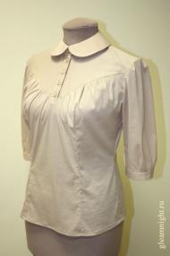 Ретро-блузка