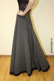 Историческая юбка-годе Реконструкция