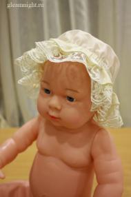 Чепец для Newborn