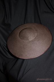 Шляпа в стиле Dior 50-ых
